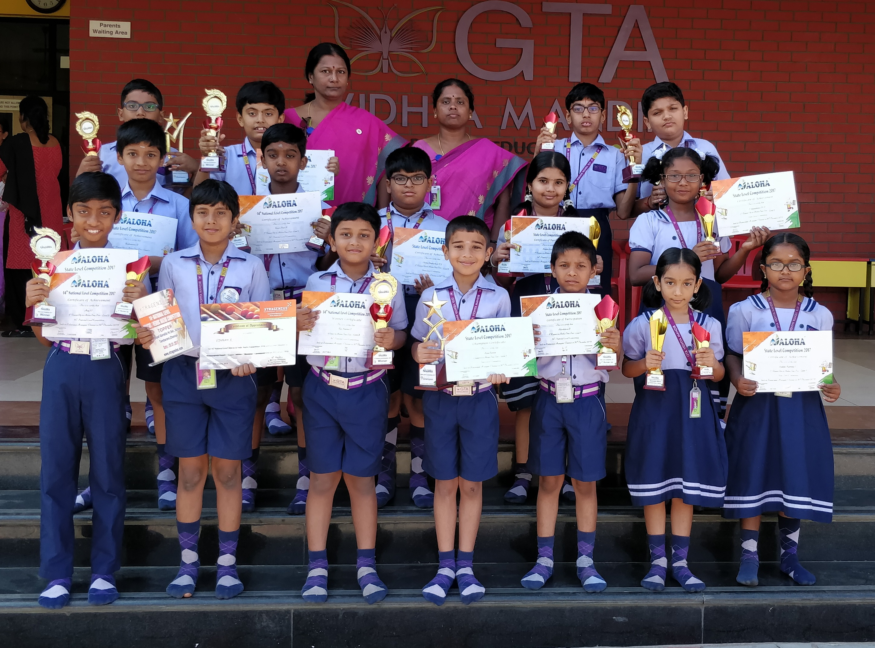 Abacus - National & State Level Winners - GTA VM